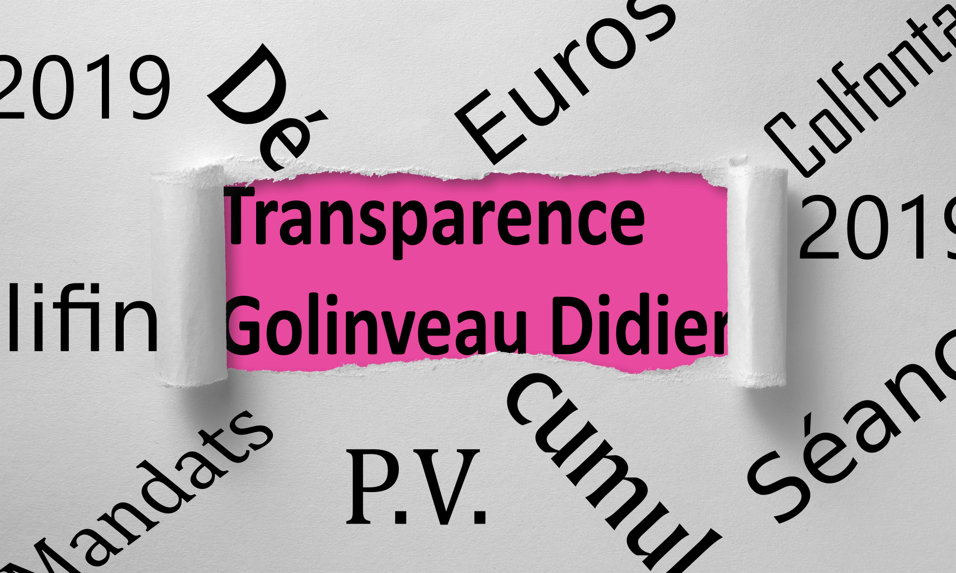 Transparence à Colfontaine